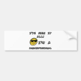 Paraprofessional Bumper Sticker