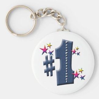 ParaProfessional Keychains