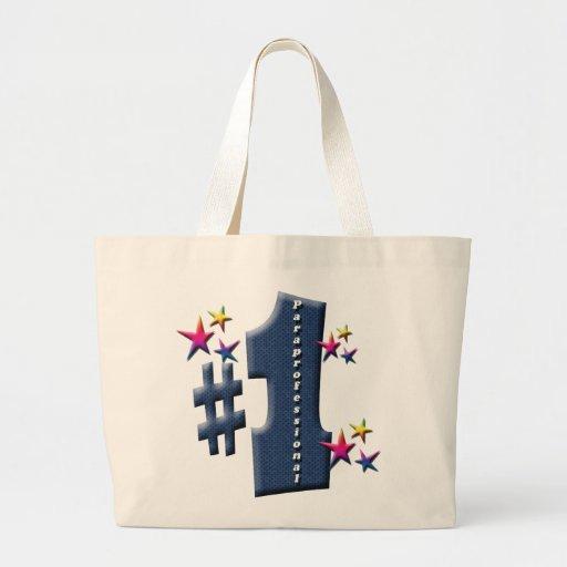 ParaProfessional Large Tote Bag