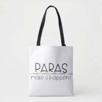 Paraprofessionals Make It Happen Tote