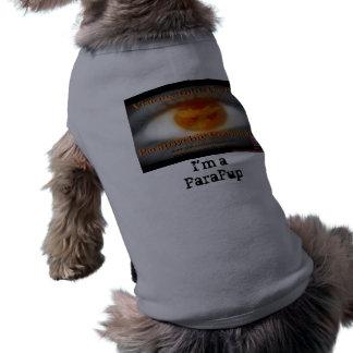ParaPup T-Shirt Dog Tshirt