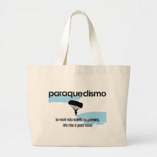 PARAQUEDISMO LARGE TOTE BAG