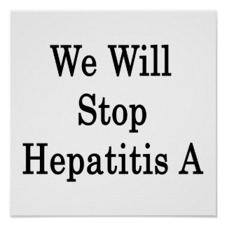 Pararemos la hepatitis A Impresiones