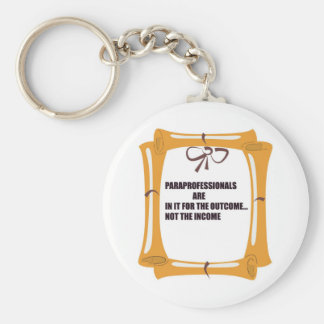 PARAS ARE IN IT FOR THE OUTCOME KEY CHAINS