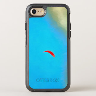 Parasailig alto en el cielo funda OtterBox symmetry para iPhone 7