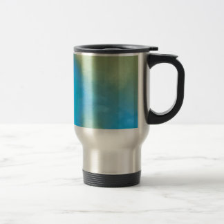 Parasailig high in the sky travel mug