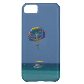 Parasailing colorido carcasa para iPhone 5C