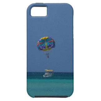 Parasailing colorido funda para iPhone SE/5/5s