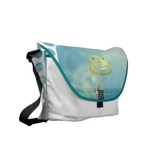 Parasailing Messenger Bag