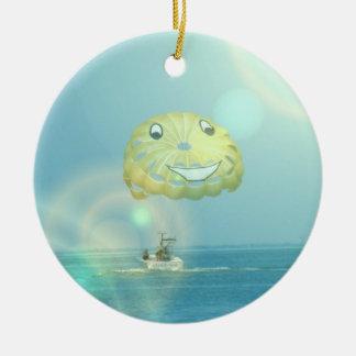 Parasailing Ornaments