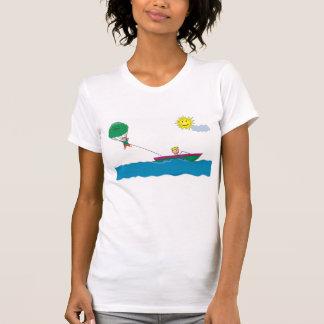 parasailing camisetas