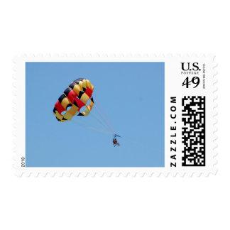 parasailing stamps