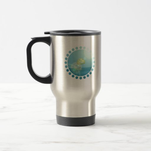 Parasailing Stainless Travel Mug