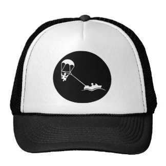 Parasailing Trucker Hat