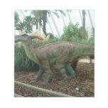 Parasaurolophus Dinosaur Notepad