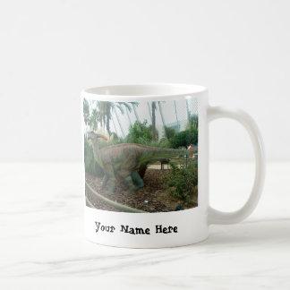 Parasaurolophus Dinosaur Personalized Mug
