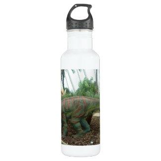 Parasaurolophus Dinosaur Water Bottle