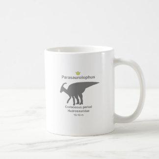 Parasaurolophus g5 coffee mug