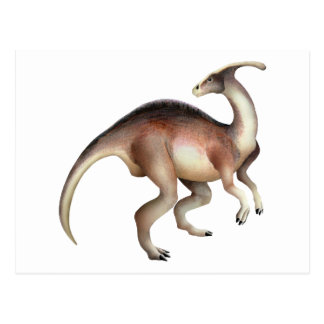 Parasaurolophus Postales