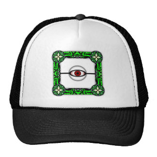 Parasite 1st Stage Mesh Hats
