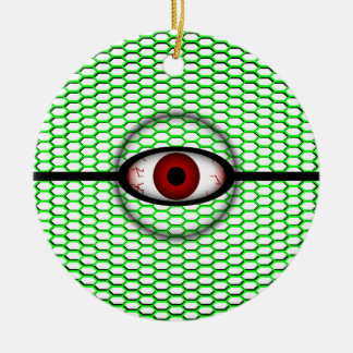 Parasite 2nd Stage Transparent Ceramic Ornament