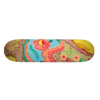 parasite skate board decks