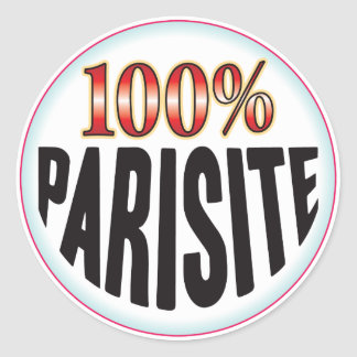 Parasite Tag Sticker