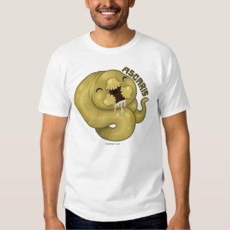 PARASITES: Ascaris T Shirt
