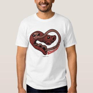 PARASITES: Blood Flukes (schistosoma) Tee Shirt