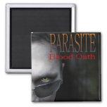 Parasites design magnet