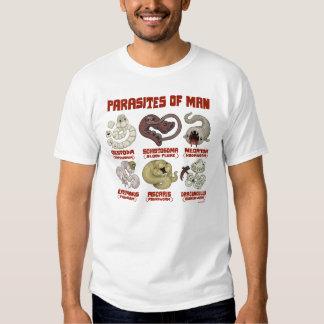 PARASITES OF MAN T SHIRT