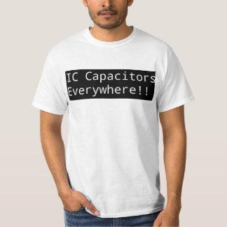 Parasitic capacitance T-Shirt