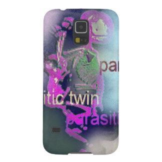 Parasitic CD Cover.(purple) Galaxy S5 Case
