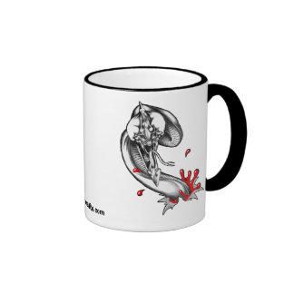 Parasitic Chestburster Ringer Mug