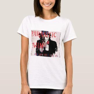 Parasitic Twin Band T-Shirt