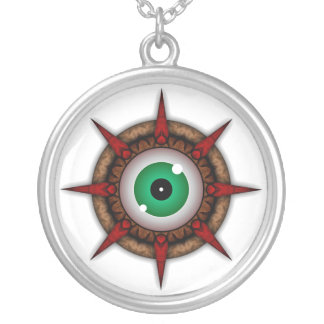 Parásito del ojo de la roca collares personalizados