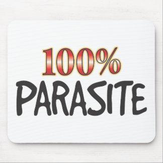 Parásito el 100 por ciento mouse pad
