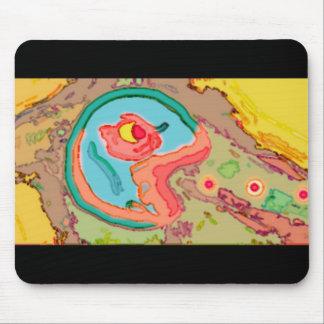 parásito mouse pads