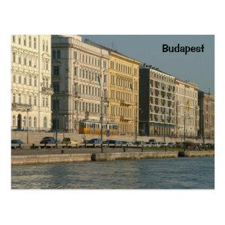 Parásito y el Danubio Postales