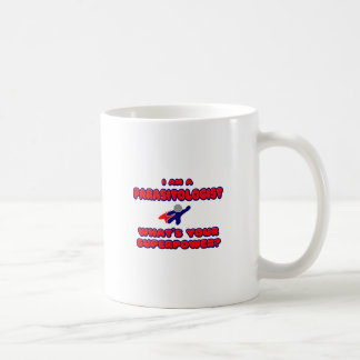 Parasitologist .. What's Your Superpower? Mugs
