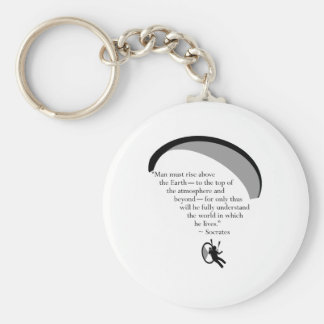 paraSocrates Key Chains