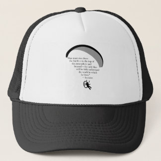 paraSocrates Trucker Hat