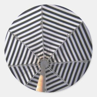 Parasol Classic Round Sticker