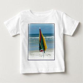 Parasol de playa polera