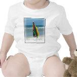 Parasol de playa trajes de bebé