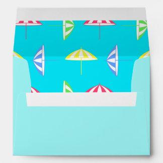 Parasol pattern envelopes