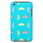 Parasol pattern iPod touch Case-Mate case