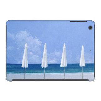 Parasoles de playa 2005 fundas de iPad mini retina