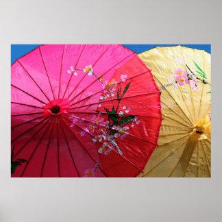 Parasols Print
