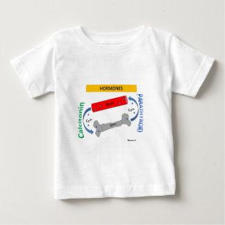 Parathyroid & Calcitonin Baby T-Shirt